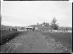 Te Mata Store, near Raglan - Photograph taken by Gilmour Brothers