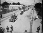 Armistice Day parade, Levin