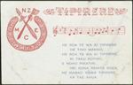 [Postcard]. Tipirere. N.Z. M.C.E. Hoko Whitu-a-Tu. [ca 1940-1945].
