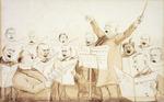 Lloyd, Trevor, 1863-1937 :The new choirmaster. Popular edition. The happy family. 19.8.[19]15.