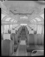 Interior of NZR Road Services bus