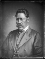 Lindauer, Gottfried, 1839-1926 :Tareha Te Moananui