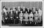 Group photograph of members of the Order of New Zealand - Photograph taken by Jon Hargest
