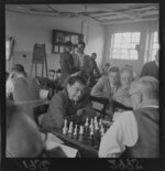 Players in the New Zealand Chess Championship