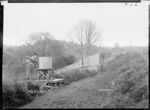 Te Mata dairy factory, near Raglan, 1910 - Photograph taken by Gilmour Brothers