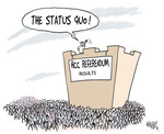 """HCC referendum results. """"The status quo!"""" 15 May, 2006"""