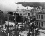 1907 fire at Parliament Buildings, Wellington