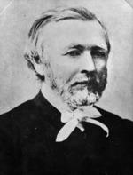 Portrait of the Reverend Johann Friedrich Heinrich Wohlers