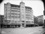 The Dominion building, Mercer Street, Wellington