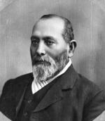 Portrait of Wiremu Pere