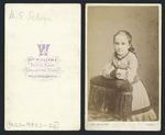 Margaret Elizabeth Selwyn - Photograph taken by Mrs Williams