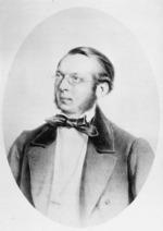 Dauthage, Adolf, 1825-1883 :Ferdinand R. Hochstetter 1859, aged 28.