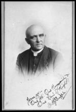 Portrait of James Henry George Chapple, 1865-1947