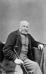 Portrait of Alfred Domett