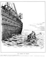 Hunter, Ashley John Barsby, 1854-1932:'Aut caesar aut nullus'.  New Zealand Graphic, July 8, 1899. Vol XXIII - No II.