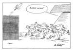 Nisbet, Alistair 1958- :Aussie Coach! The Press, 26 July 1996.