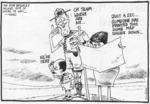 Scott, Thomas 1947- :OK team where are we... Evening Post, 4 December 1989.