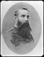 Gilbert Mair in military uniform