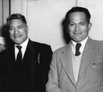 Arapeta Awatere and George Nepia