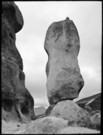 Rock formations, Castle Hill, Canterbury