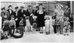 Group at the Citizen's Day Nursery, Vivian Street, Wellington