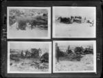 New Zealand Field Artillery, World War 1, probably  Belgium