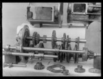 Car parts [gearbox invented by Edgar Williams?]