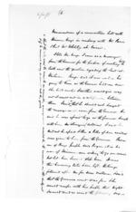 2 pages written by Wiremu Kingi Te Rangitake, from Native affairs - Waitara
