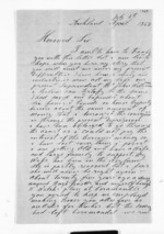 2 pages written 4 Jul 1868 by Richard Smith in Auckland Region, from Inward letters - Surnames, Smith