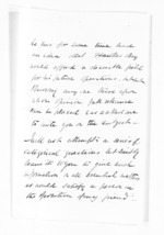 2 pages written by Charles Robb Blakeston, from Inward letters - Surnames, Bla - Bol