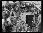 003625: Polish refugees arriving in Wellington on board the General Randall