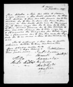 2 pages, from Correspondence and other papers in Maori
