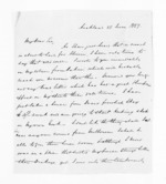 3 pages written 29 Jun 1859 by John Rogan in Auckland Region, from Inward letters - John Rogan