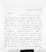 4 pages written 22 Nov 1862 by John Rogan in Auckland Region, from Inward letters - John Rogan