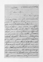 3 pages written 15 Apr 1851 by Rev John Morgan in Otawhao to Sir Donald McLean in Taranaki Region, from Inward letters - John Morgan