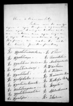4 pages, from Correspondence and other papers in Maori