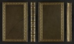 Upper cover, lower cover, spine, and fore-edge, vol.2 of Legends and lyrics