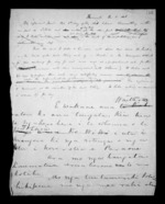 2 pages written 5 Dec 1848 by an unknown author in Taranaki Region, from Correspondence and other papers in Maori