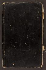 Preservation Master: Pryor, David Clarence, fl 1916-1917 : War diary