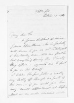3 pages written 19 Oct 1869 by Robert Pharazyn in Wellington to Sir Donald McLean, from Inward letters - Surnames, Pet - Pic