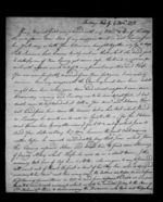 Preservation Master: Letters to his wife