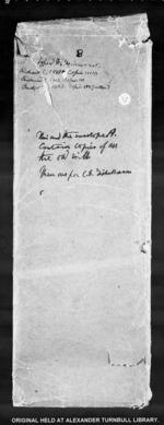 Preservation Master: Copies of wills