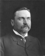 Head and shoulders portrait of Edwin Mitchelson