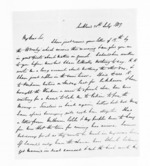 3 pages written 25 Aug 1859 by John Rogan in Auckland City, from Inward letters - John Rogan