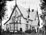 The Burnet home, `Oneida' in Fordell - Architect George Frederic Allen