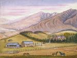 [Preston, James]  1834-1898 :[Cricklewood, South Canterbury.  ca 1875]