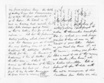 2 pages written 7 Jan 1863 by John Rogan, from Inward letters - John Rogan