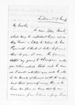 2 pages written 19 Mar 1861 by John Rogan in Auckland Region, from Inward letters - John Rogan