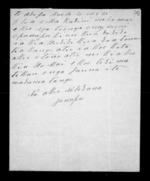 2 pages written 4 Mar 1856 by Panapa to Sir Donald McLean, from Correspondence and other papers in Maori
