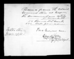1 page written 13 Nov 1868 by an unknown author in Napier City, from Correspondence and other papers in Maori